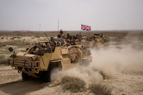 Marines and soldiers from Plymouth-based 42 Commando Group have swooped into southern-most regions of Helmand Province, on a mission to provide critical information and intelligence for subsequent operations