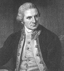 Captain James Cook (Royal Naval Museum)