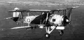 Swordfish Aircraft
