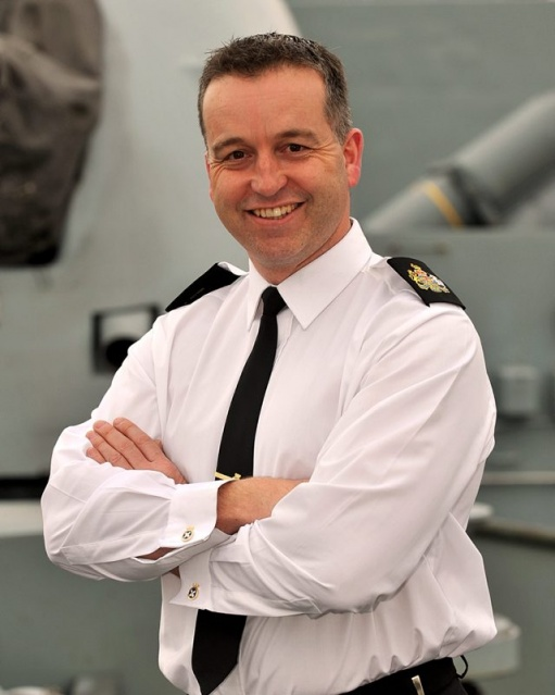 WO Wright the new Executive Warrant Officer