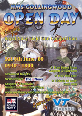 HMS Collingwood Open Day
