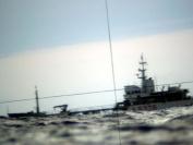 Periscope Photography from Exercise Nobel Manta