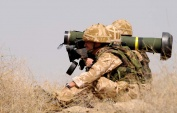 Javelin live firing