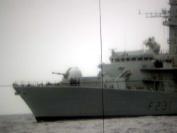 Periphot of HMS Argyll