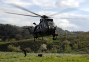 40 Commando on Exercise Egemen