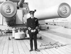 Admiral of the Fleet Sir David Beatty