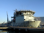 RFA Diligence in Cape Town - April 2006