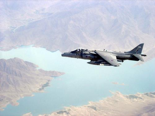 NSW Harrier over Kijaki Dam