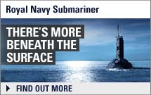 Submariner - There's more beneath the surface