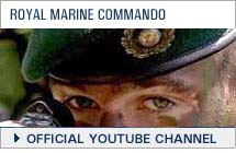 Royal Marine Youtube