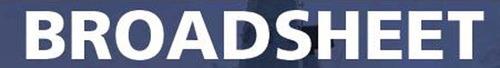Broadsheet Banner