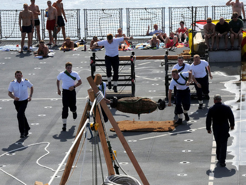 Fieldgun Onboard