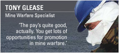 Mine Warfare Specialist
