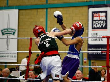 Royal Navy Schools ABAE Finals 2009 Photo Gallery