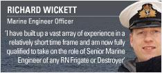 Marine Engineer Officer