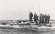 Holland 1 The Royal Navy's first submarine