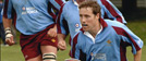 RAF personnel participating in Rugby