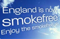England is now Smokefree