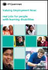 Valuing Employment Now Publication