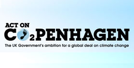 Act on Copenhagen - The UK government's ambition for a global deal on climate change