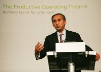 The Productive Operating Theatre launch