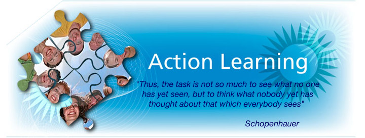 Action Learning Banner