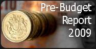 Pre-Budget Report 2009