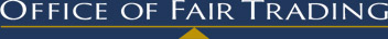 Office of Fair Trading logo