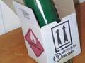 Dangerous Goods box