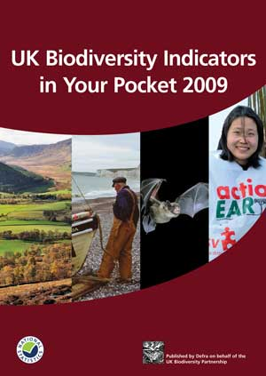 Uk Biodiversity Indicators in Your Pocket 2009