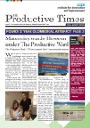 Issue 3 of The Productive Times