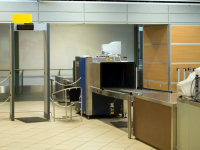 Airport Security Area