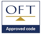 Approved codes logo