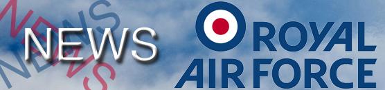RAF Pilot Vertically Lands F-35 Joint Strike Fighter