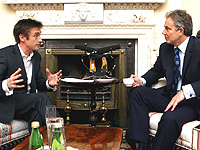 Tony Blair answer questions from Top Gear presenter Richard Hammond for our podcast