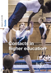 HEFCE 2010/11 - Contacts in higher education