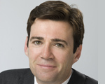 Secretary of State for Health, Andy Burnham