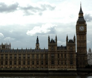 Houses of Parliament, Crown Copyright