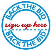 Back the bid logo (Crown Copyright)