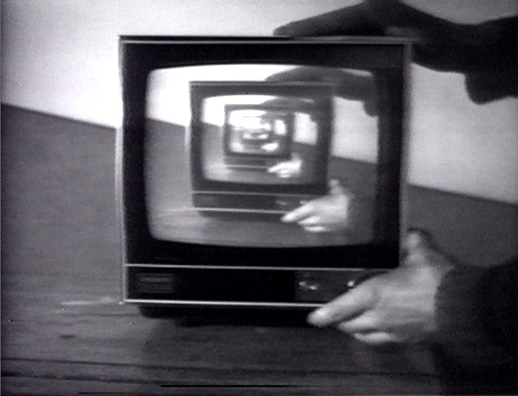 Still from Monitor, Stephen Partridge, 1975