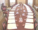 The cabinet room; Crown copyright