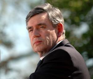 Gordon Brown; Crown copyright
