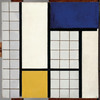 Composition in Half-Tones, The van Doesburg, 1928