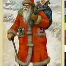 Illustration - Father Christmas