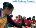 cover of Health Challenge England