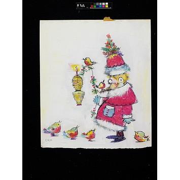 Design - Design for a Christmas Card