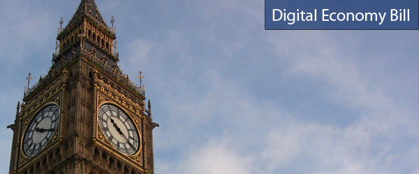 Introducing… the Digital Economy Bill
