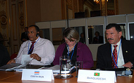 Vulnerable countries are, for the first time, participating in this MEF (Crown Copyright)