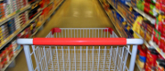 Grocery trolley (iStockphoto)
