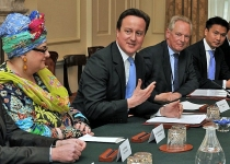 Prime Minister David Cameron launches the Big Society programme (Credit No.10: Crown copyright)